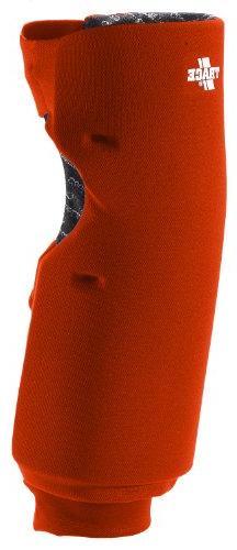 Adams USA Trace Long Style Softball Knee Guard - Orange - Me