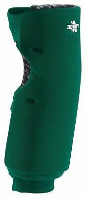 Adams USA Trace Long Style Softball Knee Guard - Green - XS