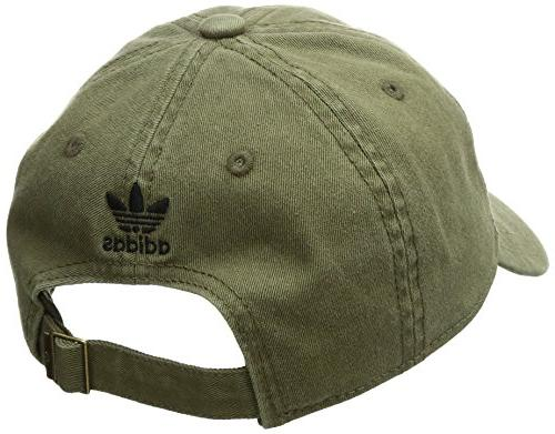 adidas Relaxed Fit Cargo/Black, One