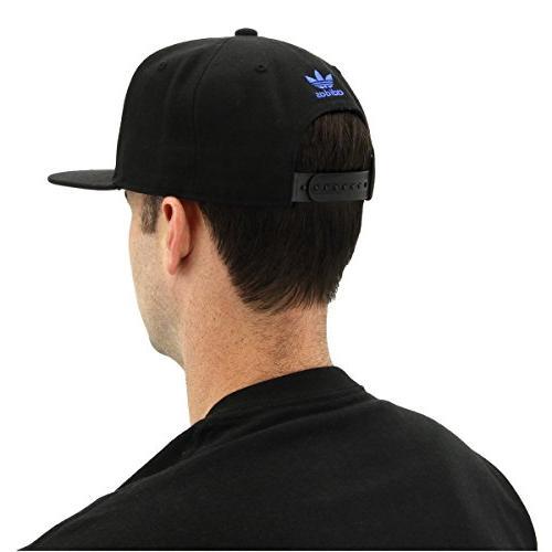 adidas Men's Originals Flatbrim Cap, Size