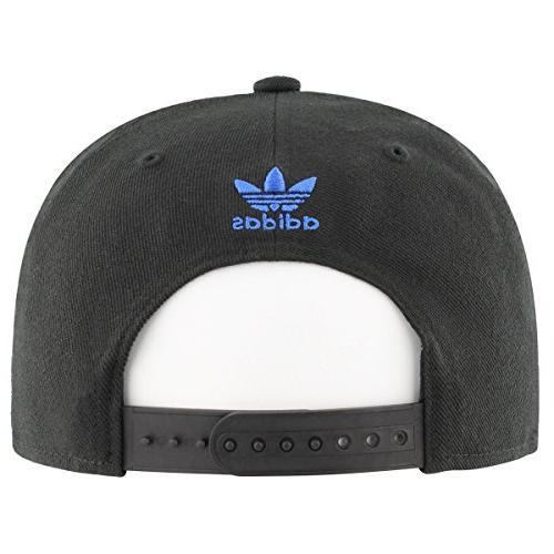 adidas Originals Snapback Flatbrim Size