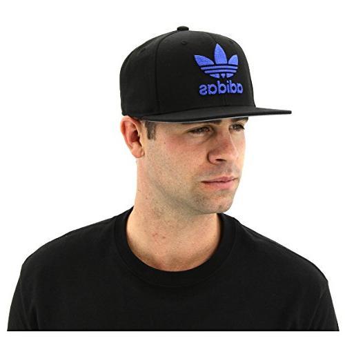 adidas Originals Snapback Flatbrim Cap, Size