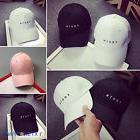 adjustable cotton golf flat hat