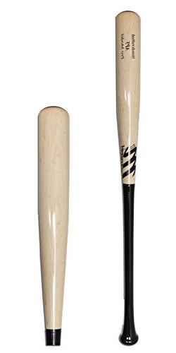 Marucci AP5 Albert Pujols Pro Model Wood Base Bat, Black/Nat