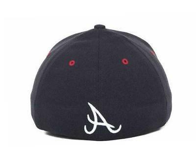 Atlanta Brand MLB Script Fit Cap