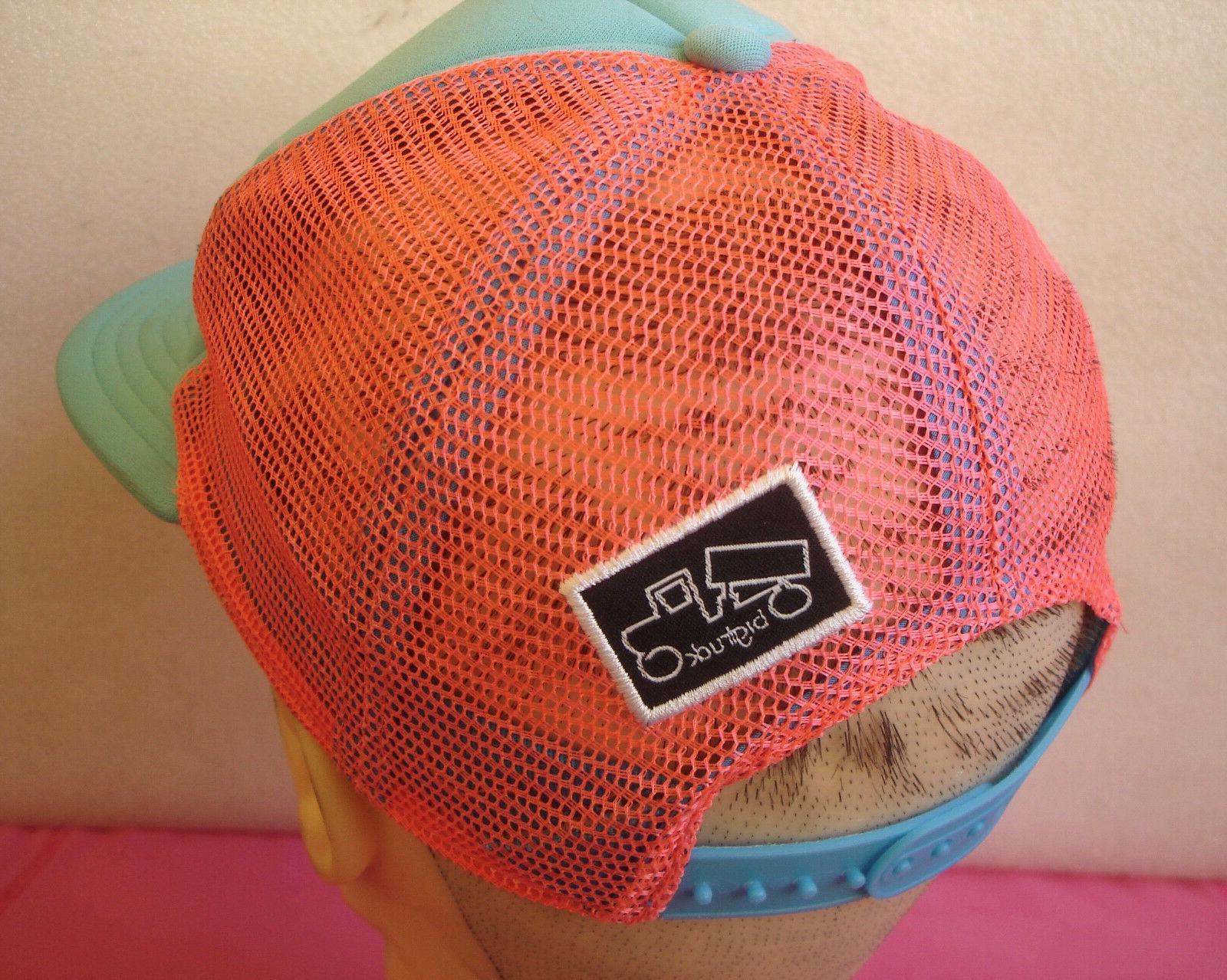 Big Authentic Cap GIRLS Youth Trucker Hat