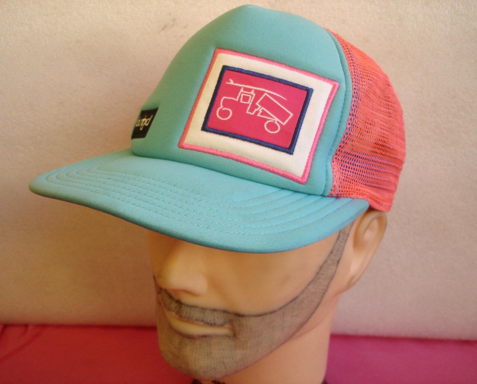 Big Truck Baseball Cap GIRLS BOYS Trucker Hat