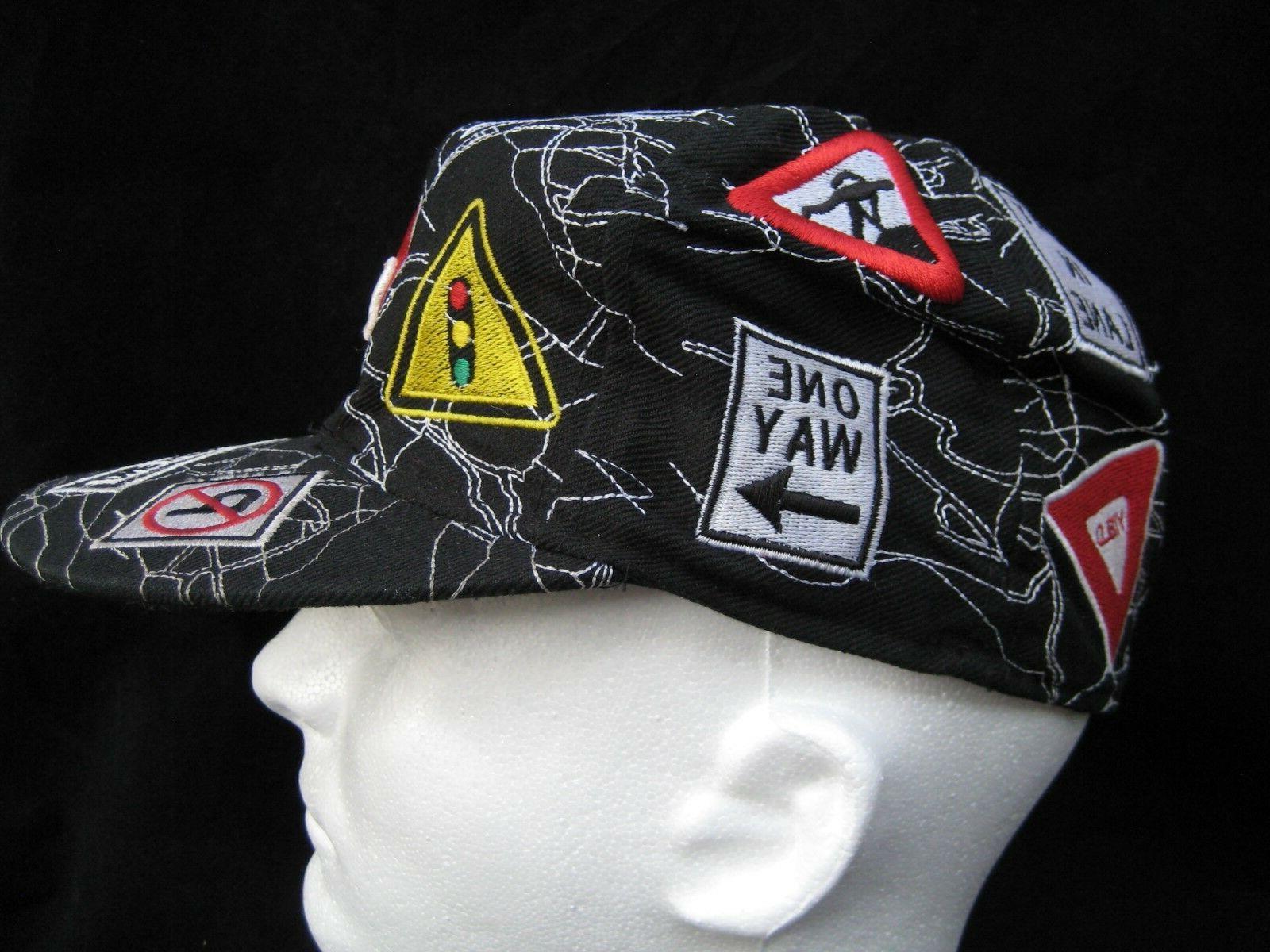 City Hunter Authentic Headwear Baseball Hat - Street
