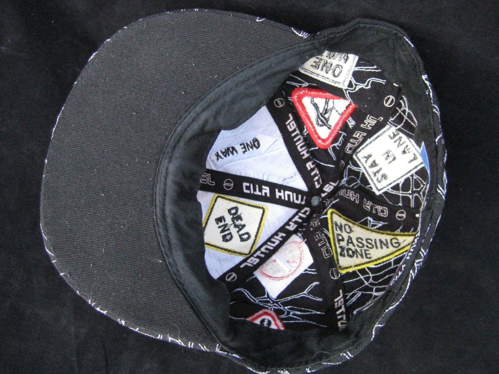 City Headwear Baseball Cap Hat Street SIZE