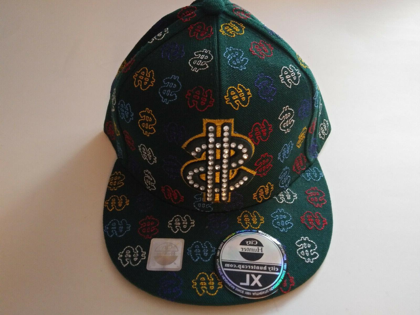 authentic headwear designer cap hat xl no