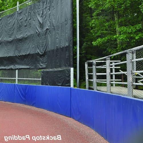 backstop padding royal blue