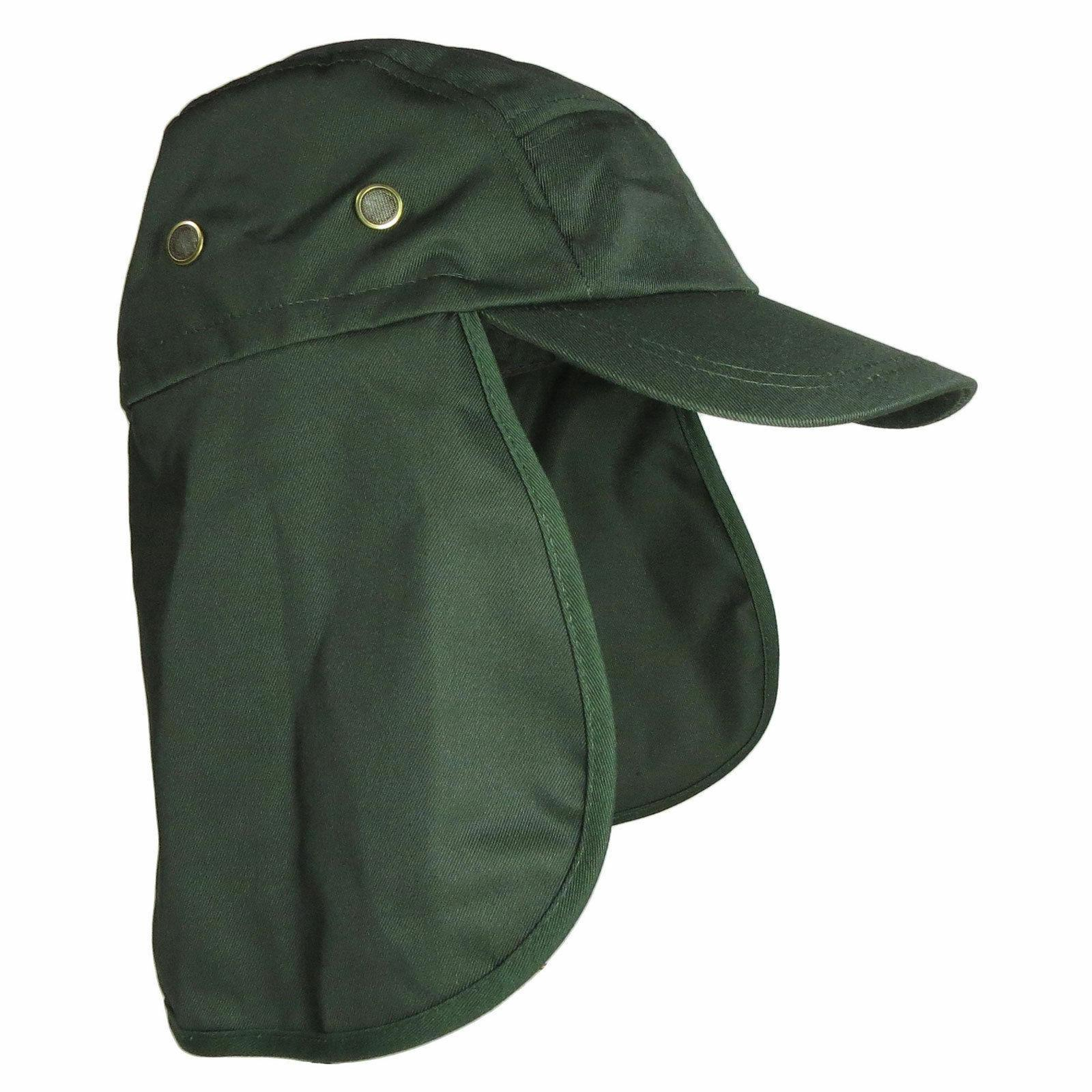 Baseball Cap Camping Boonie Fishing Neck Cover Army Hat