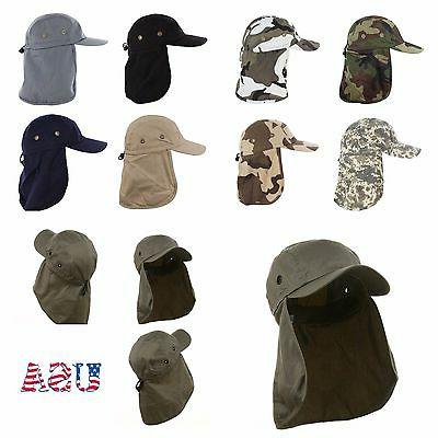 Baseball Fishing Neck Cover Army