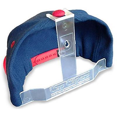 Baseball Cap Display; Wall Mounted Hat Rack; Baseball Cap St