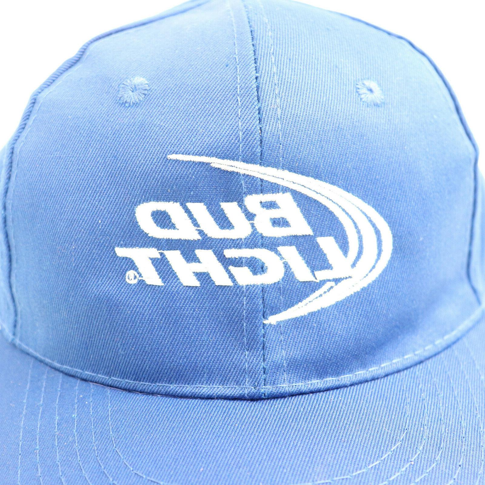 Bud Baseball Hat Strap