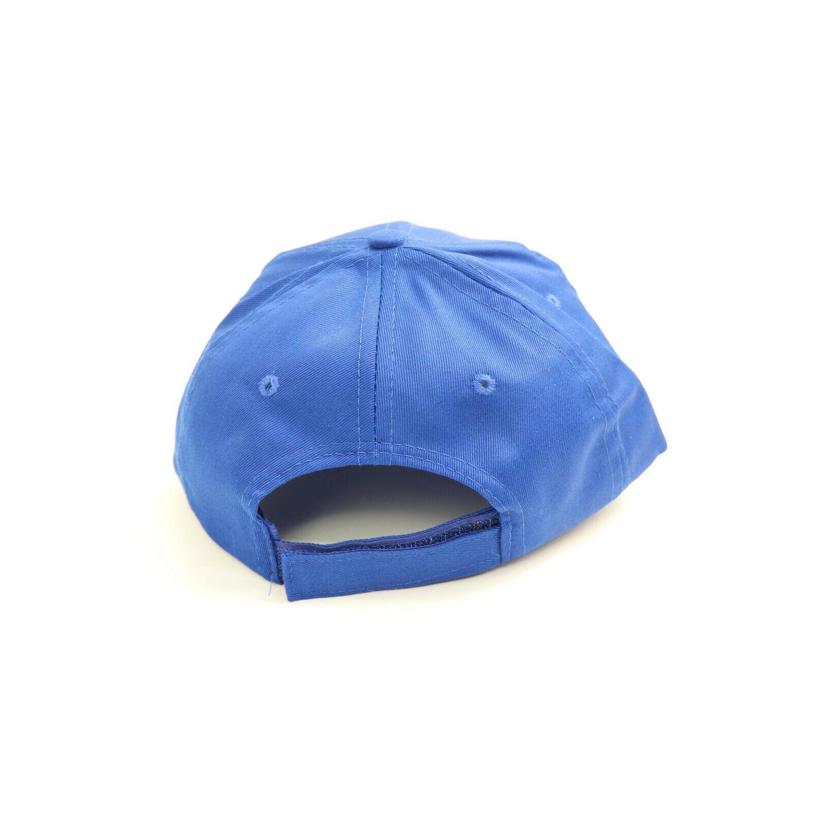 Bud Light Baseball Cap Hat Blue Strap