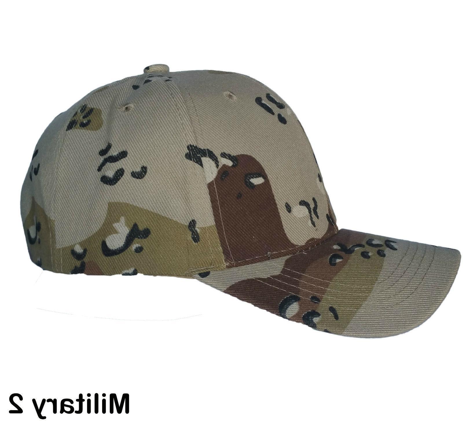 Womens Plain Adjustable Style Ballcap