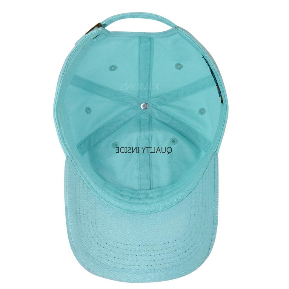 Plain Hat Dad Hat Washed Ball