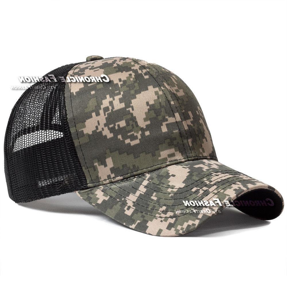 Baseball Trucker Snapback Visor Back Caps