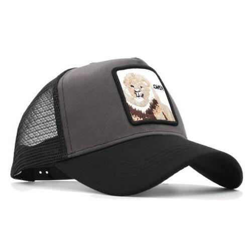 Baseball Cap Lovely Animals Hats Women&Men Snapback