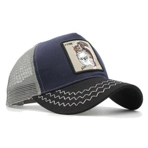 Baseball Cap Lovely Animals Hats Women&Men 1PC Snapback Cap