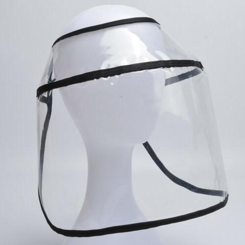 Baseball Clear Cover Hat