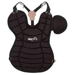 Champion Sports Chest Protector - Pro Adult, Black