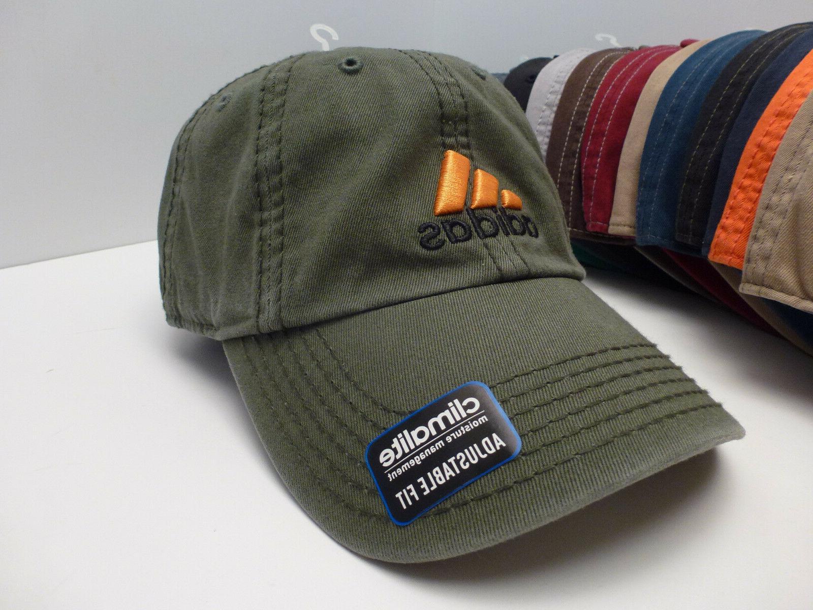 ADIDAS Baseball Hat *Weekend Warrior Ultimate Cap* Various Color One Adjust