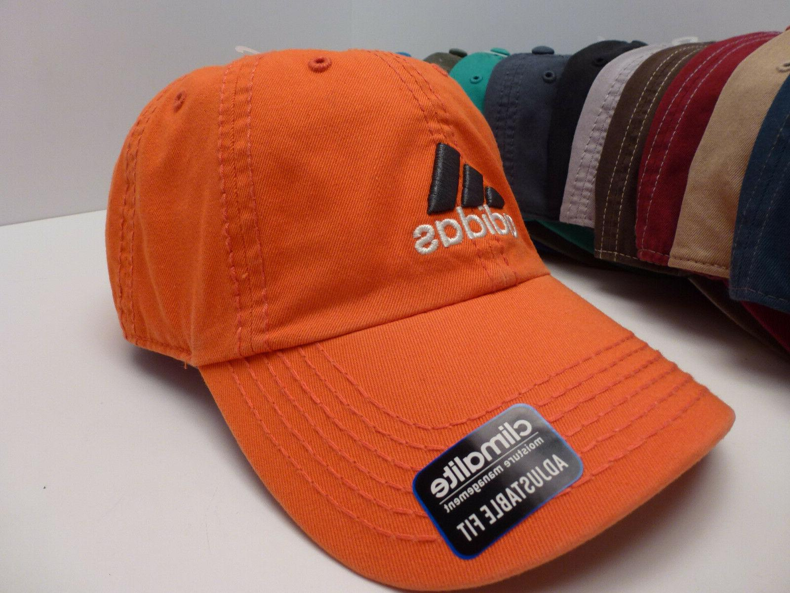 ADIDAS Warrior & Cap* Various Color Adjust