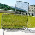 Baseball Pitchers Batting Cage L SCREEN Safety **NET ONLY -