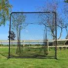FORTRESS Baseball Sock Net Screen - Soft Toss Practice Net