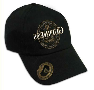 black baseball cap logo with extra stout