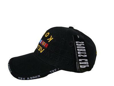 Black Veteran Shadow Baseball Hat Cap 3D RAM