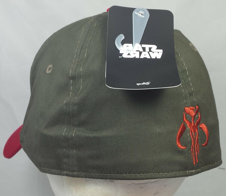 Star Bounty Hunter Baseball Cap, Green