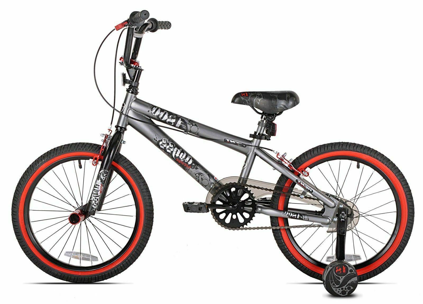 Boys Bike Kids Children BMX With Wheels Inch Best