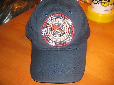 BUBBA'S WEAR ADULT NAVY BASEBALL CAP HAT NEW