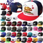 CALI Baseball Cap California Republic Bear Snap back Hats Fl