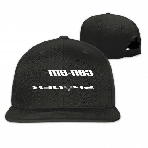 Can-Am Spyder Adjustable Cap Snapback Baseball Hat