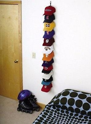 Cap Closet System Organizer Baseball Holder