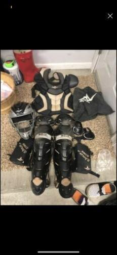 all star catchers gear adult