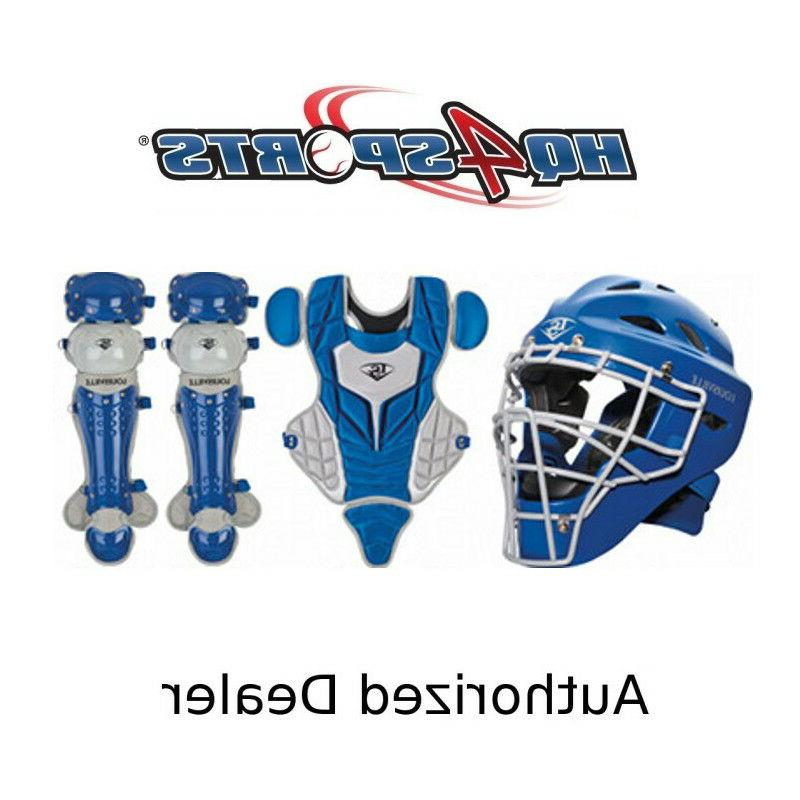 catchers gear youth baseball set
