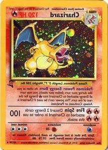 Charizard - Basic  2 Pokemon Card 4/130