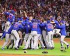 Chicago Cubs 2016 World Series Team Celebration Photo TN070