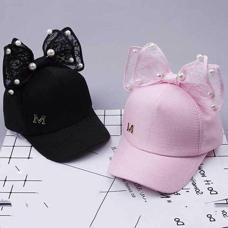 children baseball cap girls snapback hip hop