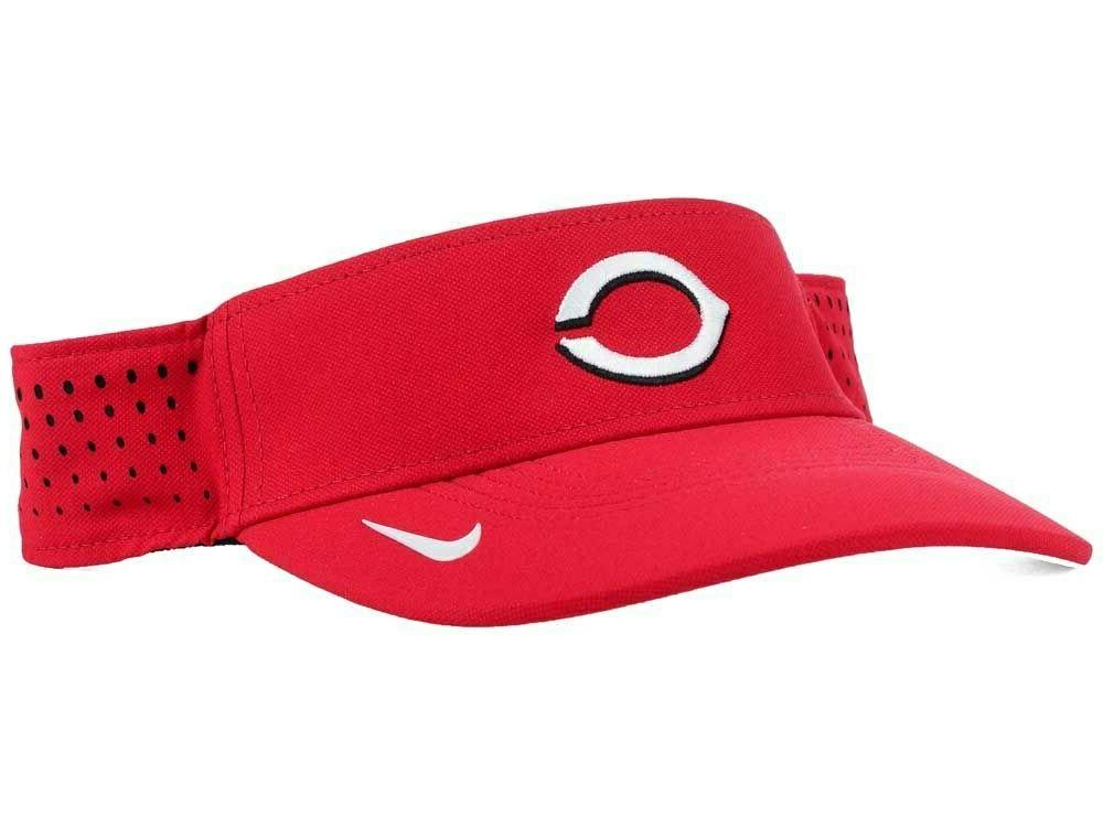 Nike Cincinnati Reds Vapor Visor