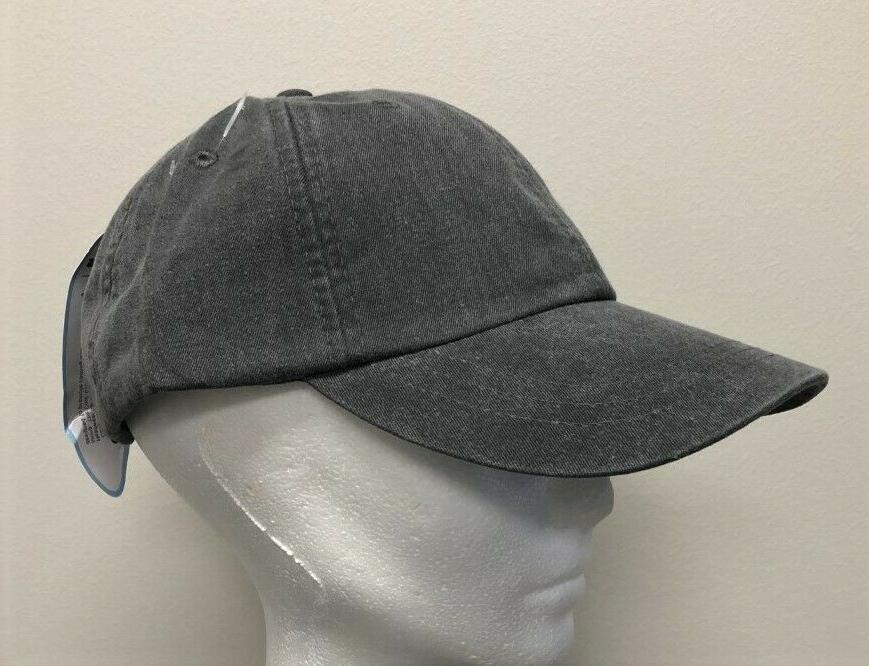 ADAMS Cool Gray Cap