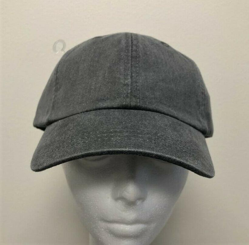 cool crown charcoal gray baseball hat cap