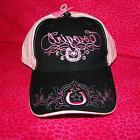 Blazin Roxx Cowgirl Womens Horse Shoe Rhinestone Pink/Black