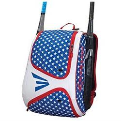 Easton E110BP Stars & Stripes Bat Pack Backpack Equipment Ba