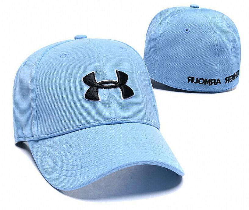 Embroidered Adjustable Comfy Fit Cap Hat